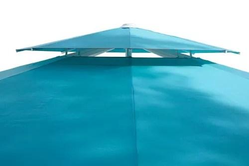 Sonnenschirm Windhaube