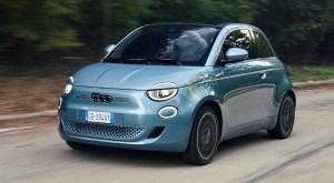 Miksi täyssähköisestä Fiat 500e:stä voi tulla seuraava naisten suosikkiauto?