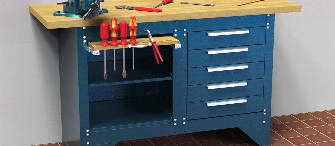 Best Garage Work Bench Review Amp Buying Guide In 2019