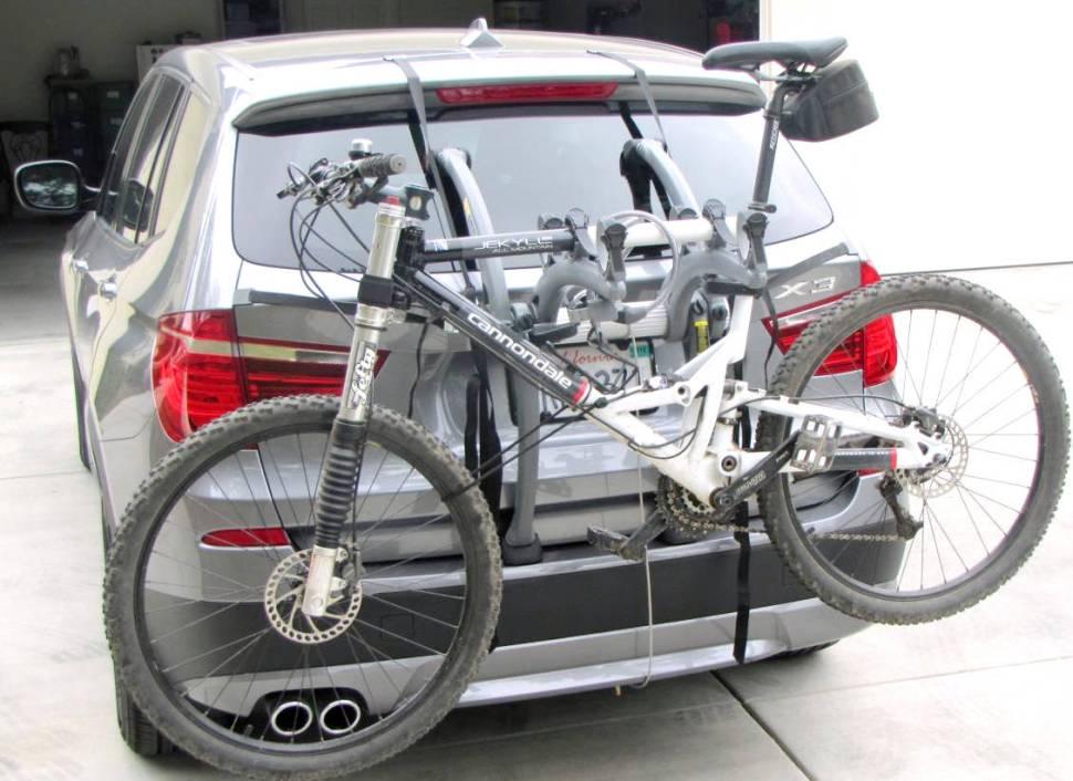 Saris Bones 3 Car Bike Rack