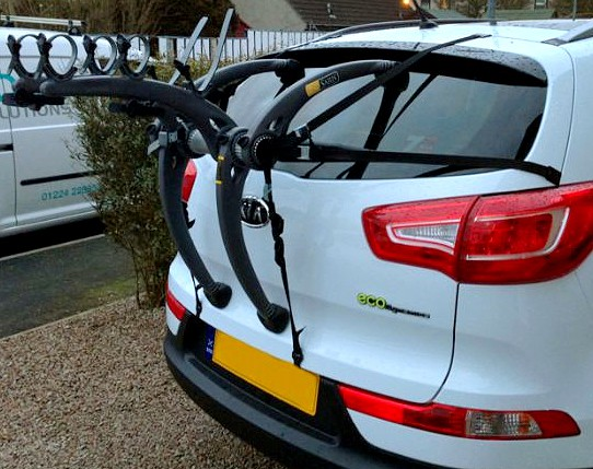 Ford C Max Bike Rack