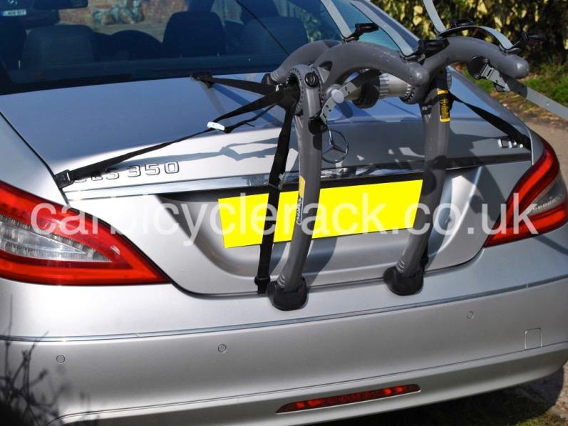 Mercedes C Class Coupe Bike Rack