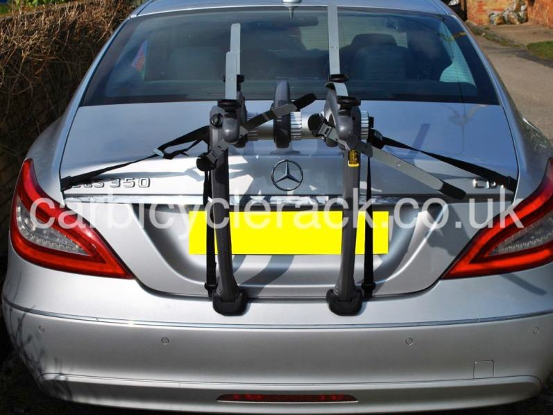 Mercedes CLS Bike Rack