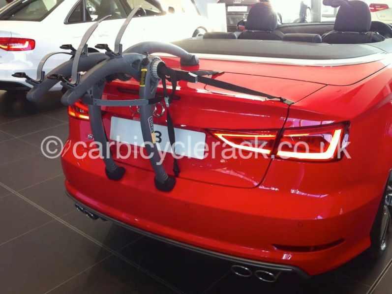 Audi A3 Cabriolet Bike Rack