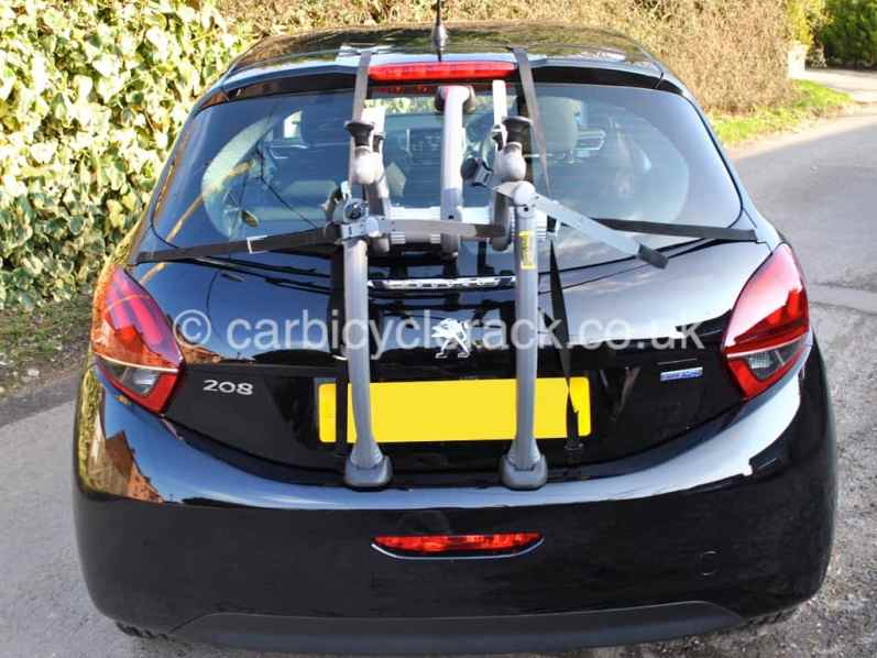 Peugeot 207 sw estate bike rack