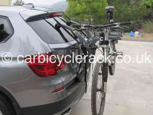 volvo XC90 Bike Rack