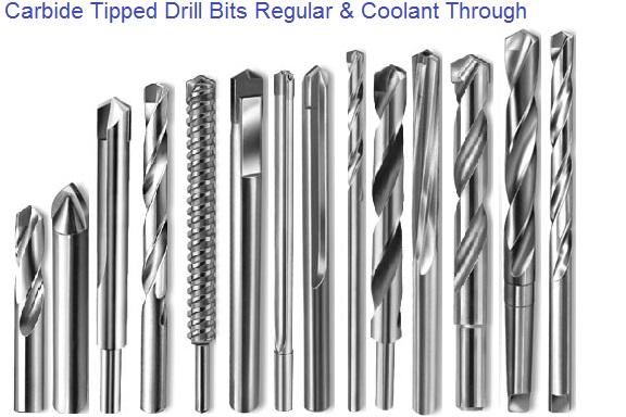 Bits Drill Deming Silver