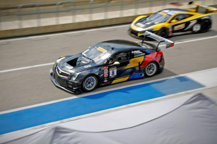 Pirelli World Challenge Lead 5