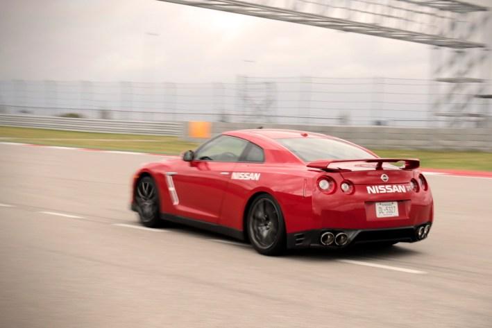 Pirelli World Challenge Nissan GT-R Hot Lap