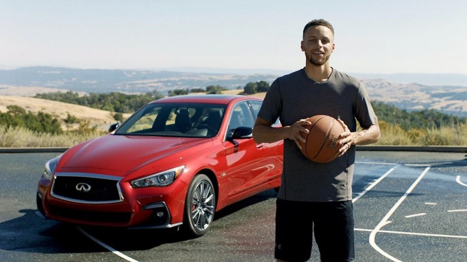 Infiniti - Stephen Curry