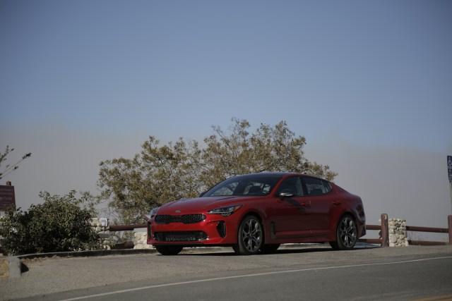 Kia Stinger GT - CarBlog