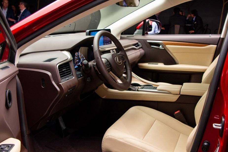 2020 Lexus RX 10