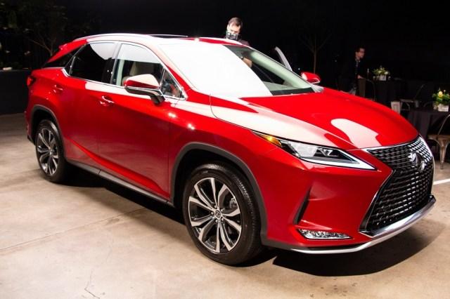 2020 Lexus RX 2