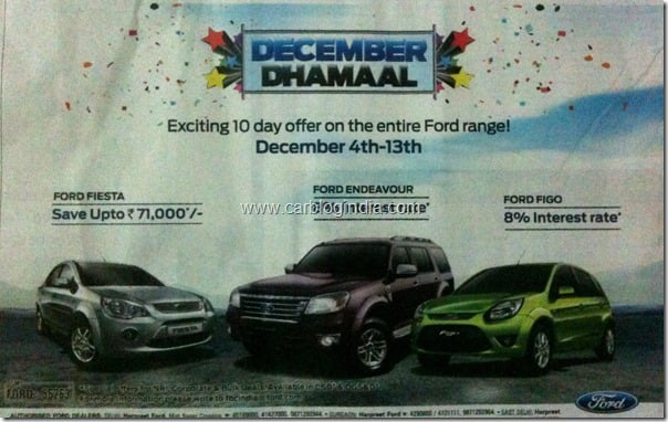 ford-december-2010-india-discount