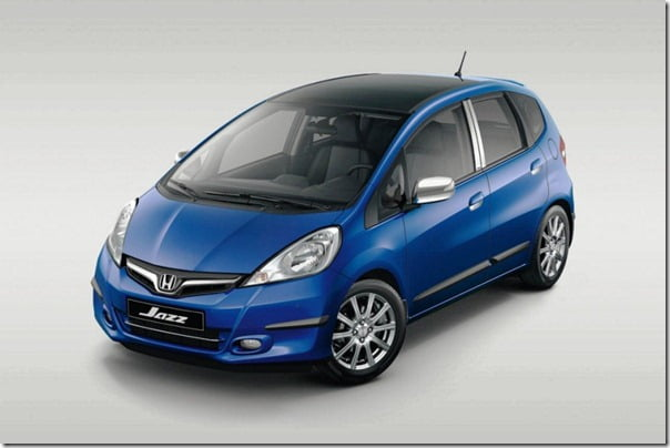 Honda Jazz 2011 New Model India (1)