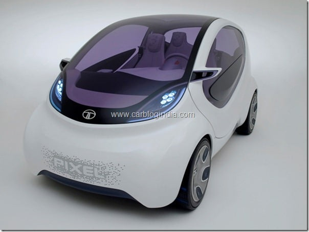 Tata Nano Pixel Small Car (4)