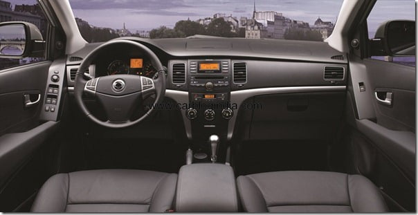 Korando Dash panel(IP)