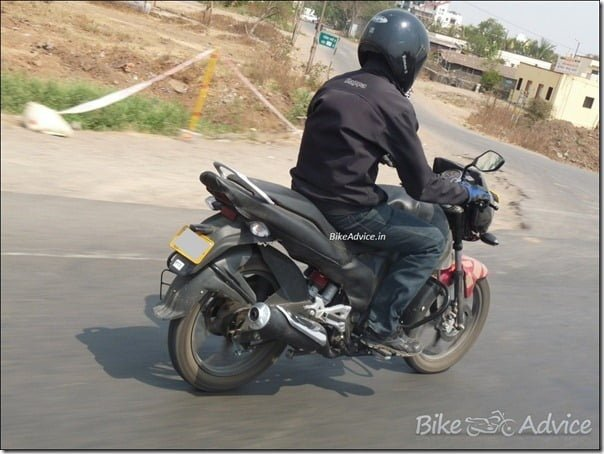 Bajaj Discover 2013 Clear Pictures (4)