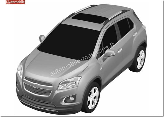 Chevrolet Compact SUV