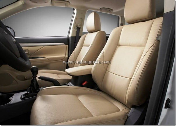 Mitsubishi Outlander 2013 New Model Official Picture (4)