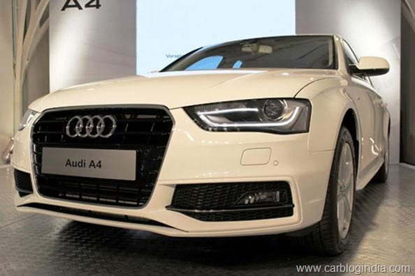 Audi A4 Launch in India (3)
