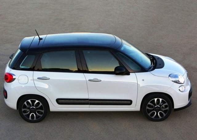 Fiat 500 MPV For India To Be Based On Fiat 500 L (3)