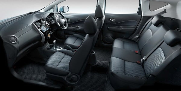 Nissan Note Global Small Car (3)