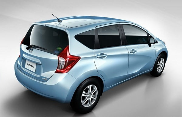 Nissan Note Global Small Car (4)