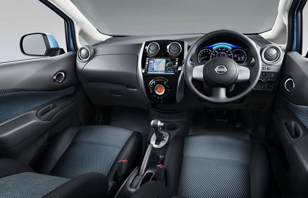 Nissan Note Global Small Car (7)