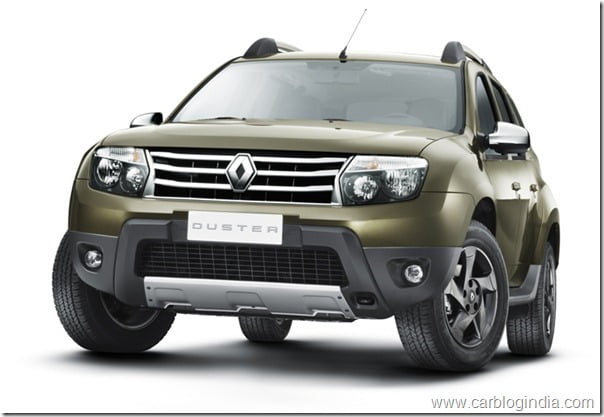 Renault Duster Compact SUV India (3)