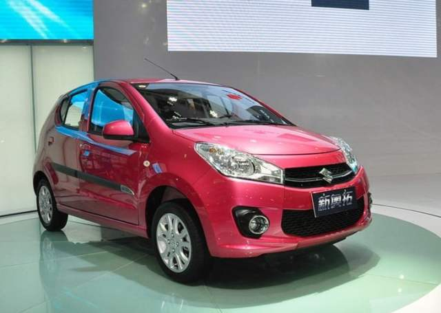 2013 Maruti A Star Official Puctures (3)