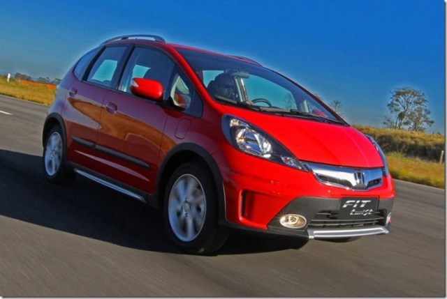 Honda Fit Twist Crossover 1