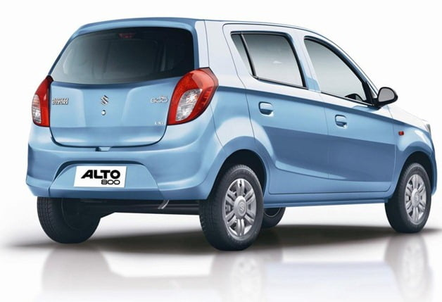 Maruti Alto Official Pictures (3)