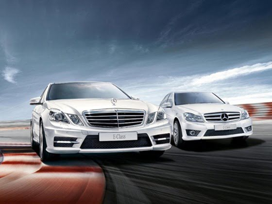 Mercedes C Class and E Class Sports Edition (1)