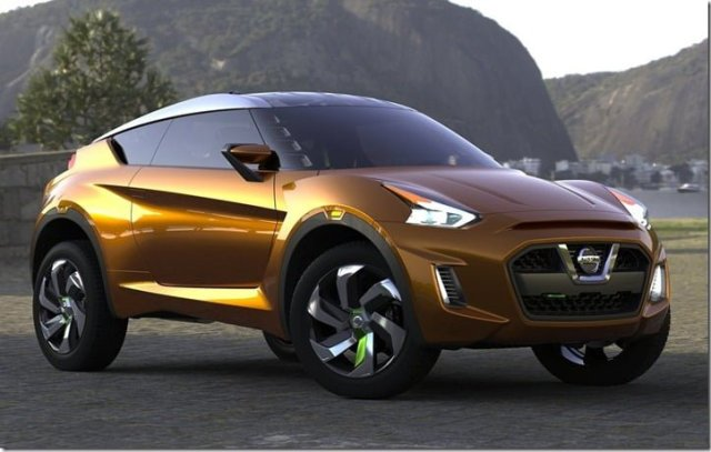 Nissan Extrem Concept Crossover Brazil