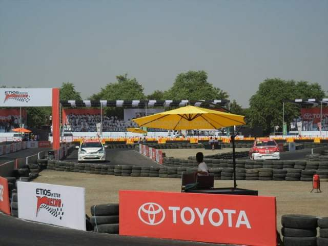Toyota Etios Motor Racing Weekend (154)
