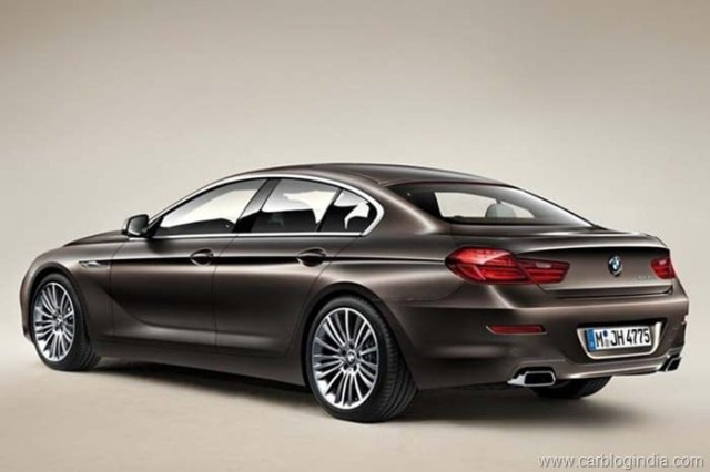 2013 BMW 6 Series Gran Coupe (6)