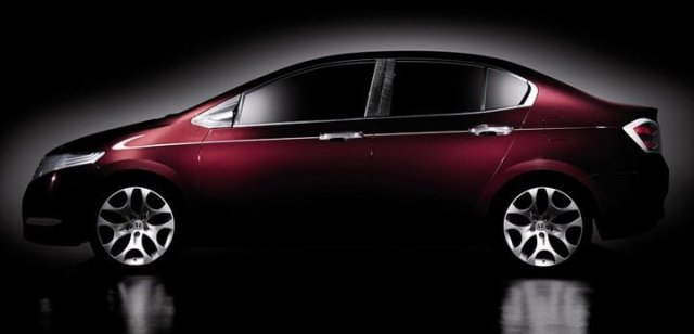 Honda will unveil their new City model at the Australian International Motor Show on October 9.