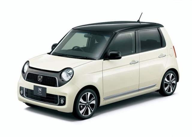 Honda N One Small Car (2)