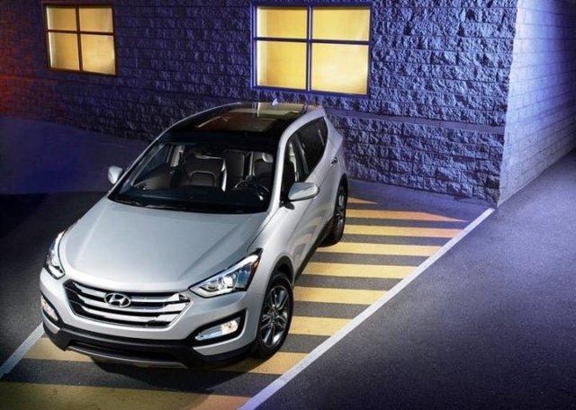 2013 Hyundai Sansta Fe (4)