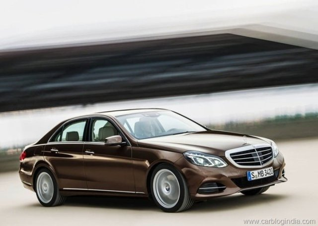 2013 Mercedes E Class New Model (2)