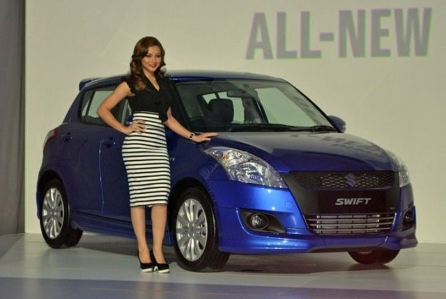 new car release in malaysia 20132013 Suzuki Swift 3rd Generation Launched With Automatic Gearbox