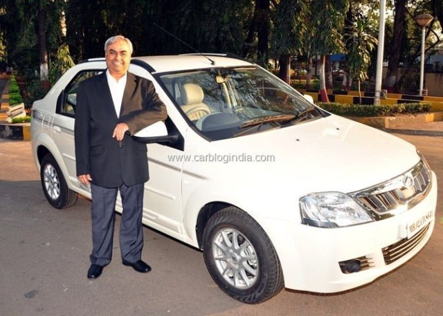 Mahindra Verito Exclusive Edition Launched In India