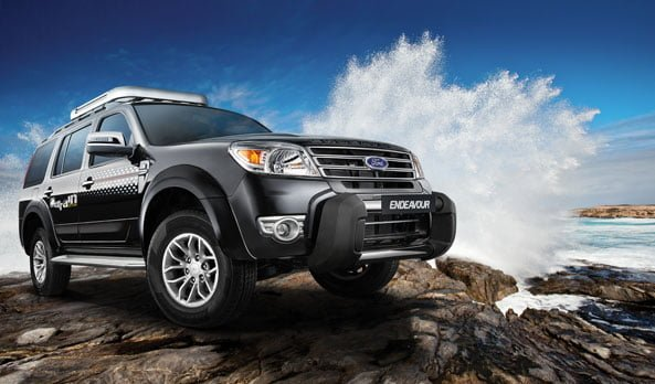 Ford Endeavour All-Terrain Edition