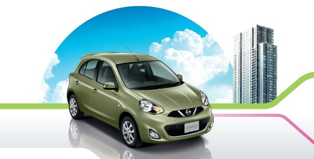 2013 Nissan Micra New Model
