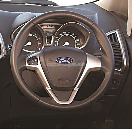 Ford EcoSport India Interiors Official Pictures (2)