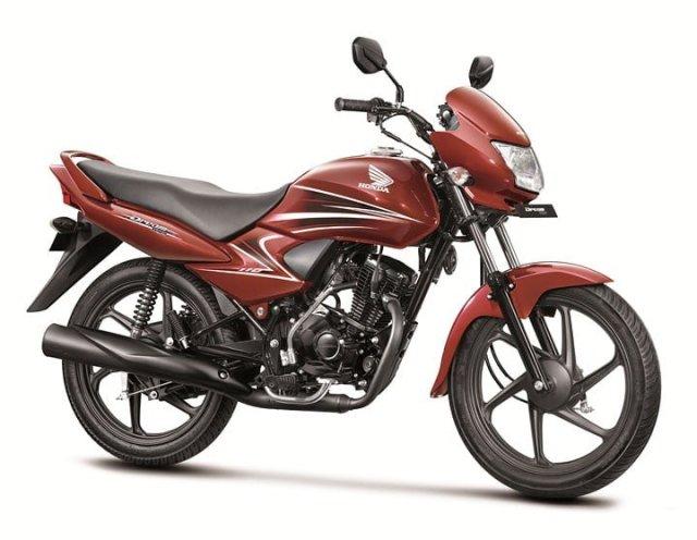 Honda Dio & Dream Yuga Wins India Design Mark