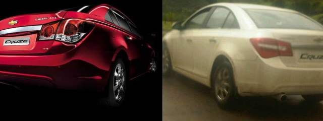 Chevrolet-Cruze-facelift-spied-in-India1