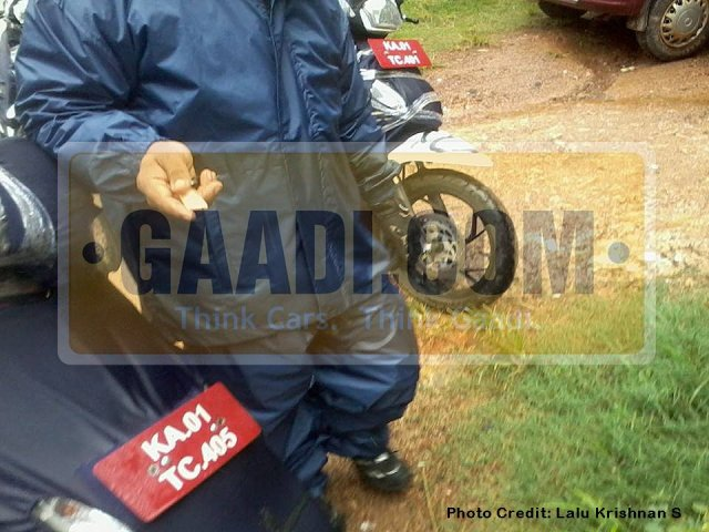TVS Neo and TVS Scooty Zest Spied