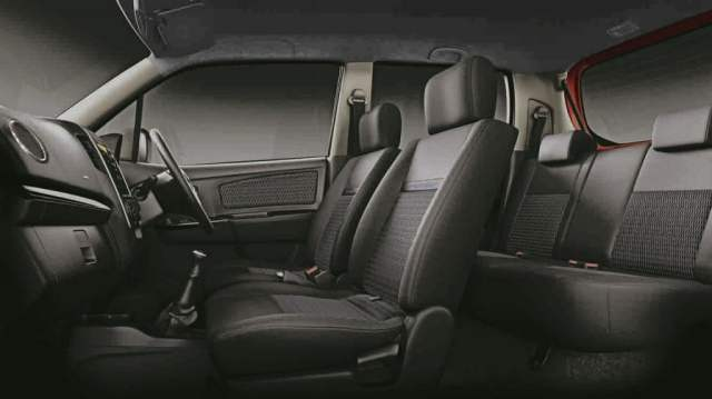 Maruti Suzuki Wagon R Stingray Interior